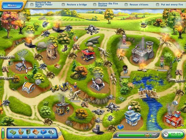 Game screenshot 3 Rescue Frenzy