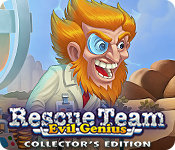 Feature screenshot game Rescue Team: Evil Genius Collector's Edition