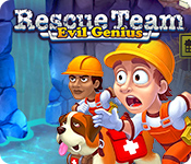 Feature screenshot game Rescue Team: Evil Genius