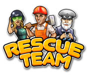 Feature screenshot game Rescue Team