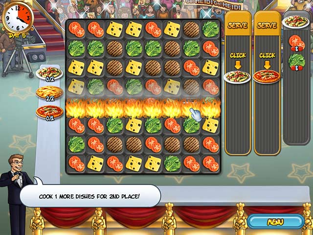 Restaurant Rush > iPad, iPhone, Android, Mac & PC Game ...