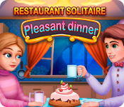 Feature screenshot game Restaurant Solitaire: Pleasant Dinner