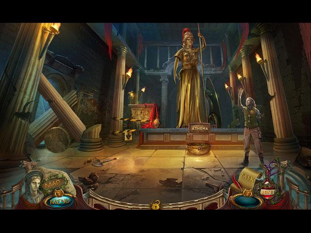 Game screenshot 2 Revived Legends: Titan's Revenge