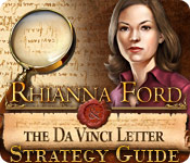 Rhianna Ford & the DaVinci Letter Strategy Guide