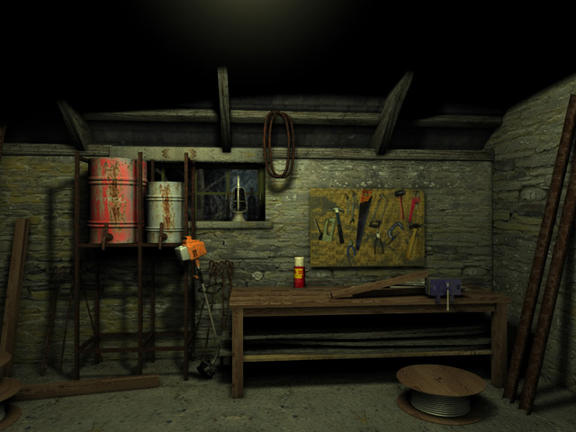 Game screenshot 1 Rhiannon: Curse of the Four Branches
