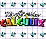 Feature screenshot game Rhythmix Calculix