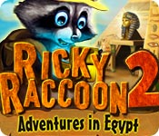 Ricky Raccoon 2: Adventures in Egypt
