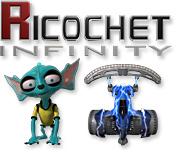 Feature screenshot game Ricochet - Infinity