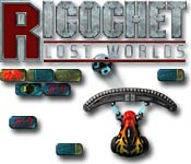 Feature screenshot game Ricochet Lost Worlds