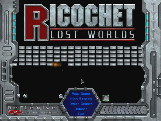 Game screenshot 3 Ricochet Lost Worlds