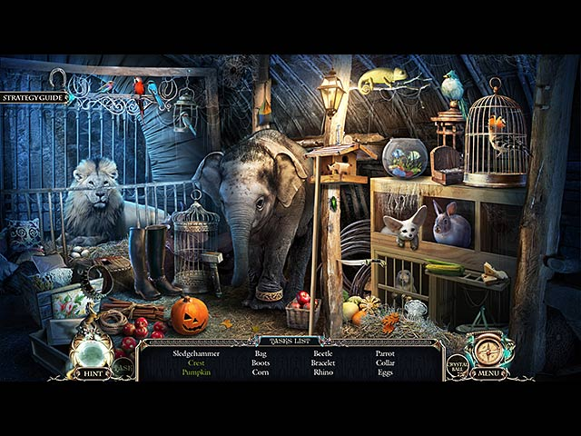 Game screenshot 1 Riddles of Fate: Wild Hunt Collector's Edition