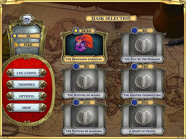 Game screenshot 1 Riddles of The Mask
