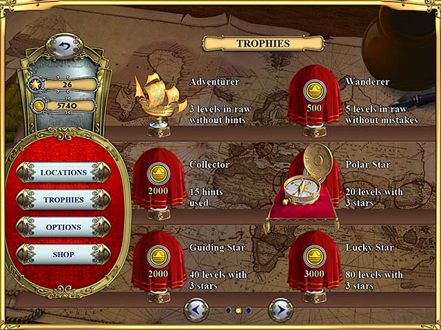 Riddles of the mask ipad iphone android mac pc game for Az game and fish portal