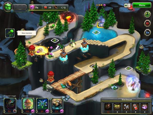 Game screenshot 1 Risen Dragons