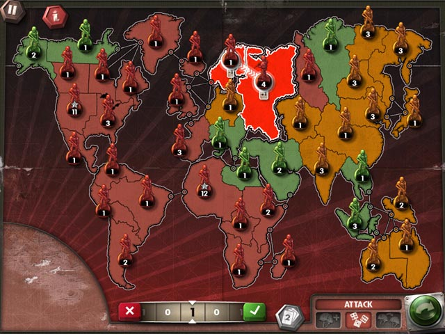 Game screenshot 2 Risk