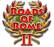 Roads of Rome II casual game