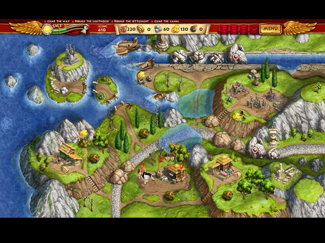 roads of rome 4 play online