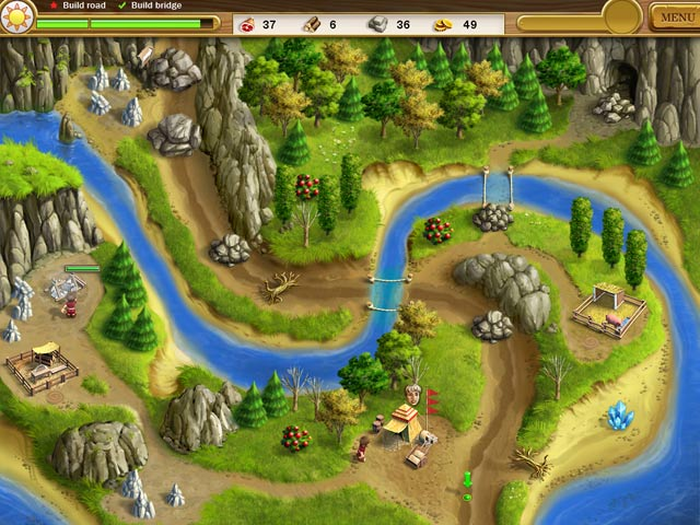 Roads of Rome &#8211; Mac Screenshot-1