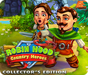 Feature screenshot game Robin Hood: Country Heroes Collector's Edition