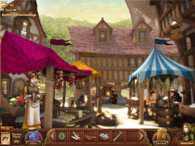Game screenshot 2 Robin's Quest: A Legend Born