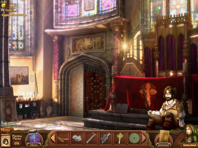 Game screenshot 3 Robin's Quest: A Legend Born
