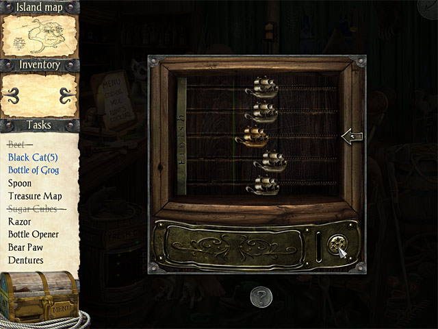 Game screenshot 2 Robinson Crusoe and the Cursed Pirates