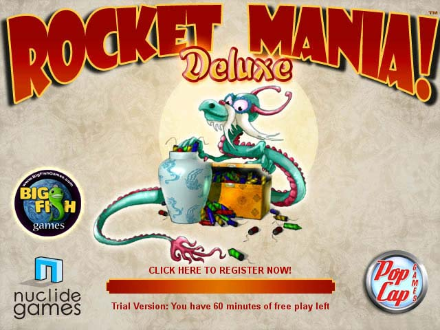 Spiele Screenshot 1 Rocket Mania Deluxe