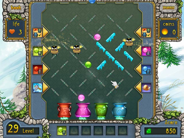 Game screenshot 1 Rolling Spells