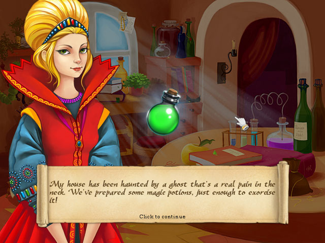 Rolling Spells Screenshot-2