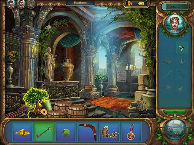 Game screenshot 1 Romance of Rome