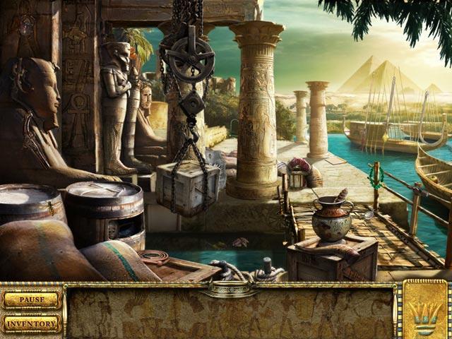 Game screenshot 1 Romancing the Seven Wonders: Great Pyramids