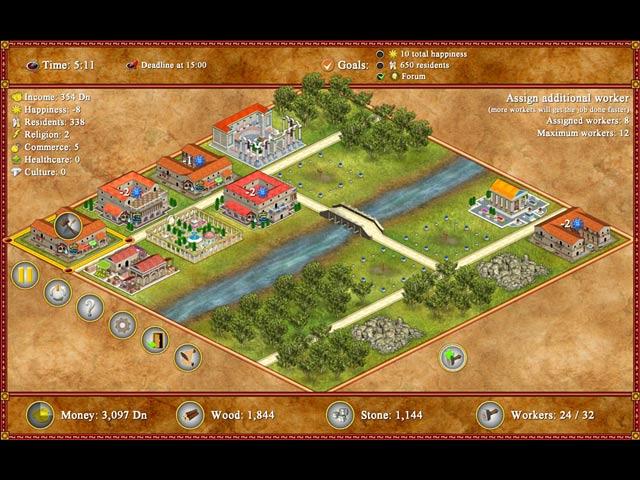 Game screenshot 3 Romopolis