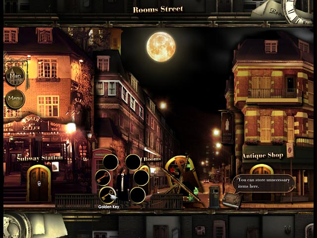 Rooms: The Main Building Screenshot-2