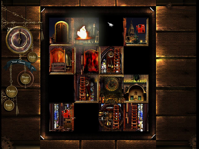 Rooms: The Main Building &#8211; Mac Screenshot-3