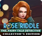 Rose Riddle: The Fairy Tale Detective Collector's