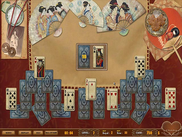 Royal Challenge Solitaire Screenshot-2
