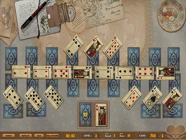 Royal Challenge Solitaire Screenshot-3