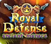 Feature screenshot game Royal Defense Ancient Menace