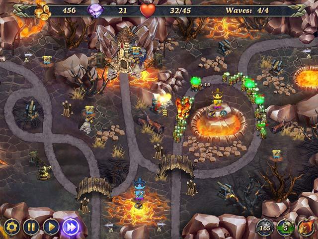 Game screenshot 2 Royal Defense Ancient Menace