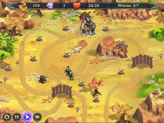 Game screenshot 1 Royal Defense: Invisible Threat