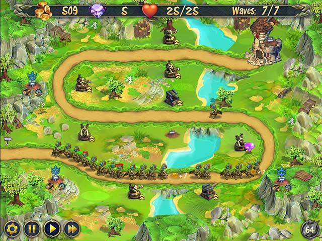 Game screenshot 2 Royal Defense