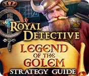 Royal Detective: Legend of the Golem Strategy Guide