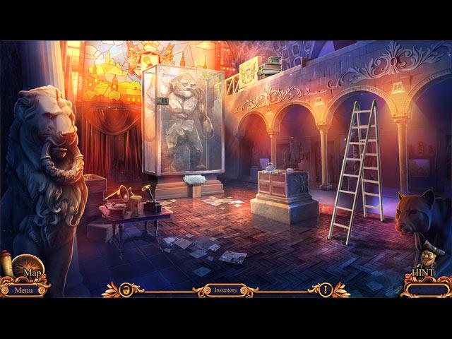 Game screenshot 1 Royal Detective: Legend of the Golem