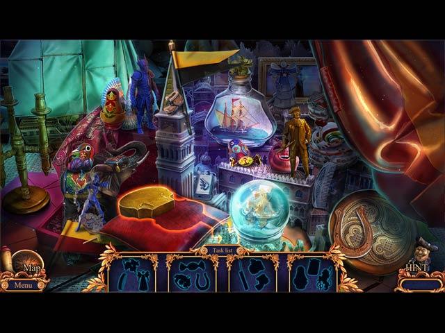 Game screenshot 2 Royal Detective: Legend of the Golem