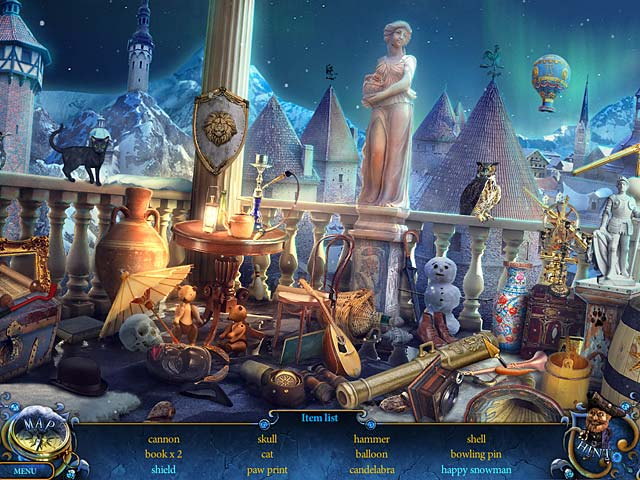 Royal Detective: The Lord of Statues Collector&#8217;s Edition Screenshot-1