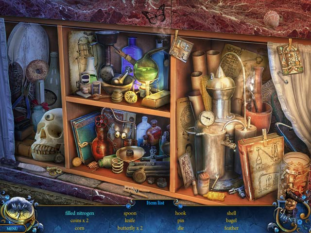 Royal Detective: The Lord of Statues with Guide (Hidden Object Game from BFGames)