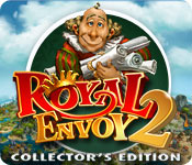 Royal Envoy 2 Collector's Edition icon