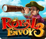 Royal Envoy 3 Walkthrough