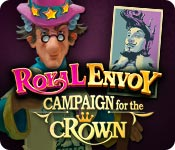 Feature screenshot game Royal Envoy: Campaign for the Crown