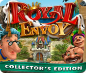 Feature screenshot game Royal Envoy Collector's Edition